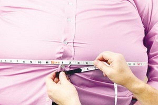 ۲۲ درصد افراد کشور کاملا چاق هستند