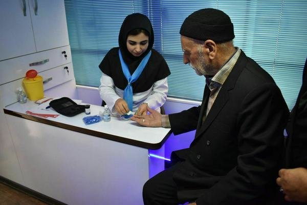 خودمراقبتی بیماران دیابتی با آموزش شروع میشود