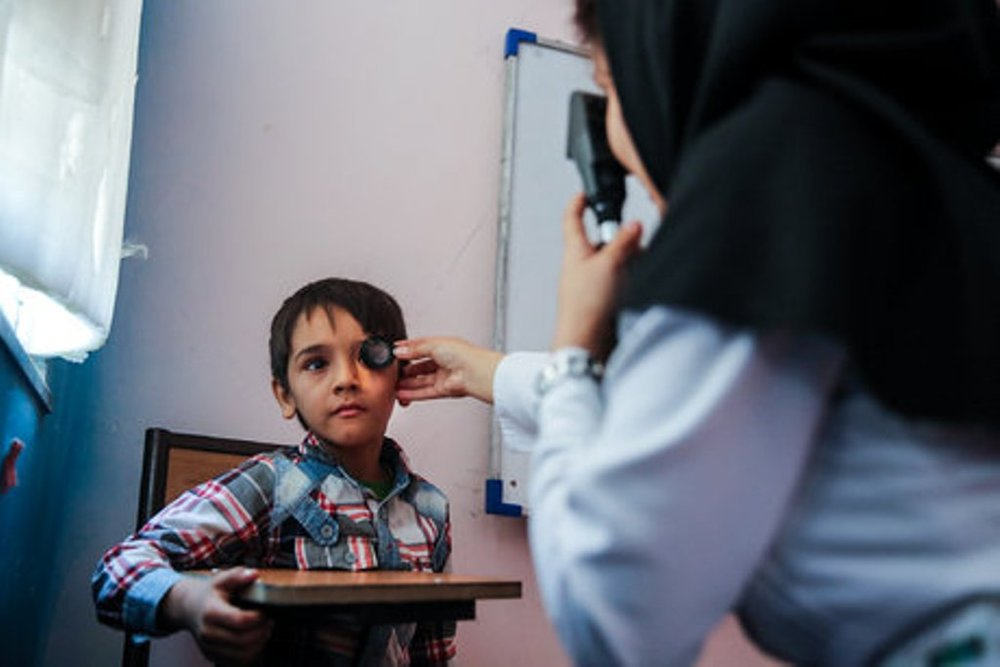 سنجش بینایی کودکان را جدی بگیرید