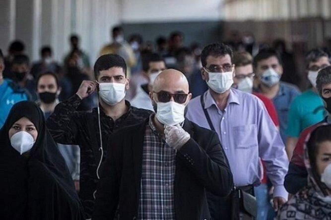 کاهش فاصله گذاری های اجتماعی در تهران