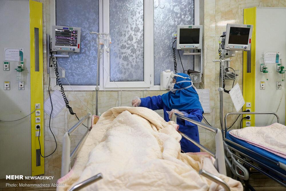 بیشترین مرگ های کرونایی در ۳ استان/روند نزولی پروتکل ها
